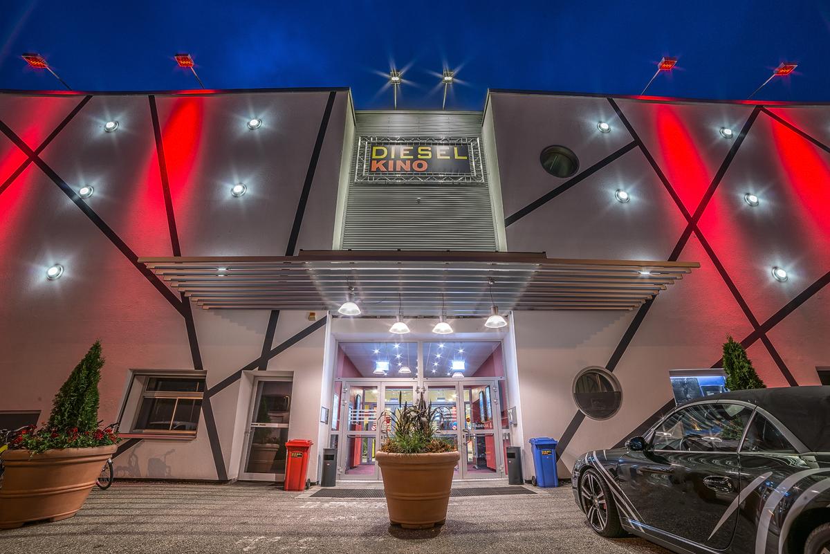 Diesel Kino Braunau